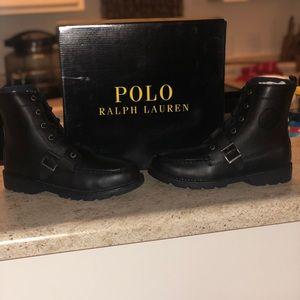 Boy's Ralph Lauren Polo Boots